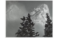 set of six yosemite national park special edition photographs by ansel adams