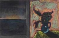 medium still life #9 by lucas samaras