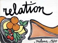 relation by milena milani