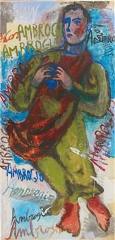 sant'ambrogio by sandro chia