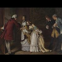 the reception by william maw egley