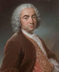 portrait (m. vituret?) by pierre allais
