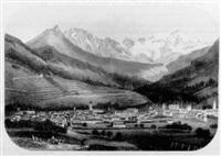 la vallée d'aoste by etienne aubert