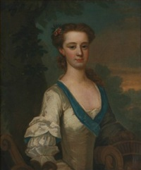 portrait of a lady by anonymous-british (18)