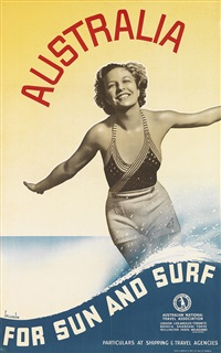 australia/for sun and surf by gert sellheim