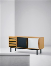 sideboard, from cité cansado, mauritania by charlotte perriand