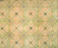 ceiling panel by dankmar adler and louis sullivan