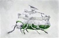 war bug #5 by ludo