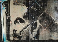 untitled (diptych) by justin ponmany