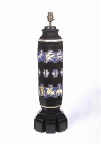 table lamp by edwin henry lutyens