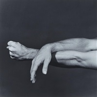 nyc contemporary (ballet) by robert mapplethorpe