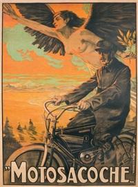 motosacoche by edouard elzingre