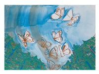 mariposas by carmen parra