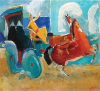 carriage by nachum gutman