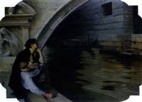the bridge of sighs by ralph wormeley curtis