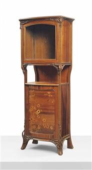 side-cabinet by louis majorelle