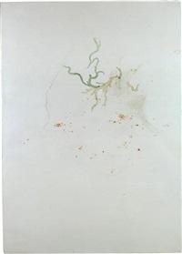 water aesthetic series by ellen gallagher