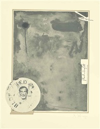 souvenir i by jasper johns