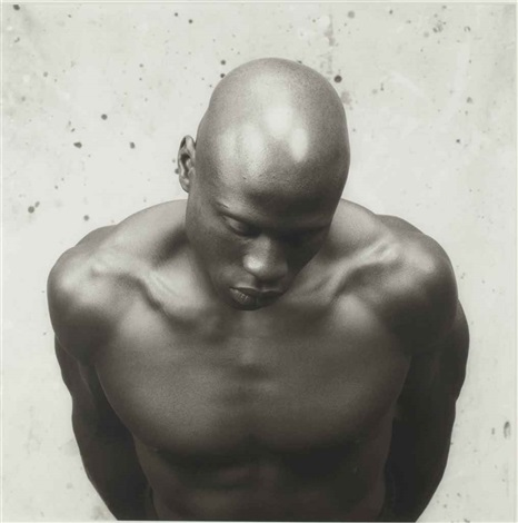 ken moody by robert mapplethorpe
