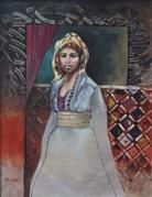 portrait by ajbar abderrahman