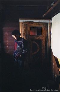ralph hotere, painter, port chalmers by john mcdermott