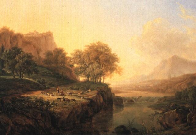 le repos des bergers by hendrick van assche