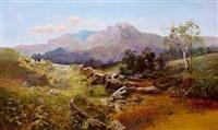 schottische landschaft by c. austin