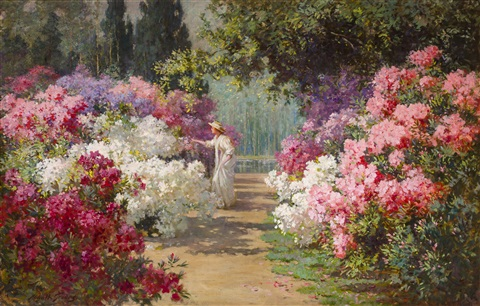 in bloom by abbott fuller graves