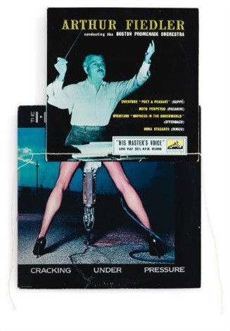 cracking under pressure by christian marclay