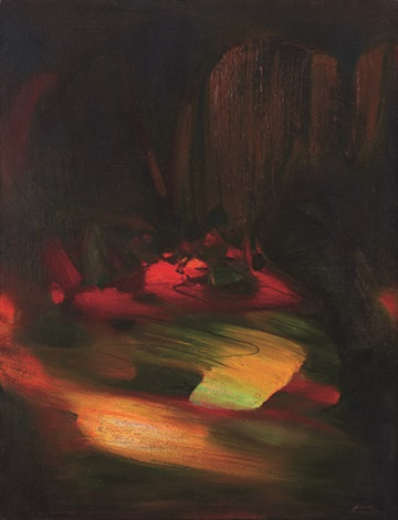 le 25.10.1976 by chu teh-chun