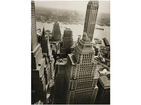 nueva york by berenice abbott