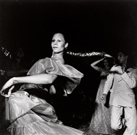 studio 54 by larry fink