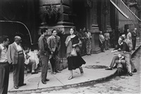 an american girl in italy, florence by ruth orkin