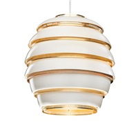 ceiling lamp a332 beehive by alvar aalto