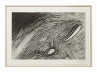 storm at saint honoré by louise bourgeois