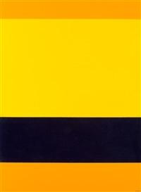 zwart-geel by amédée cortier