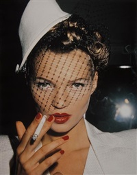 kate moss, paris by roxanne lowit