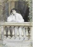 a dream at dawn by sir john everett millais