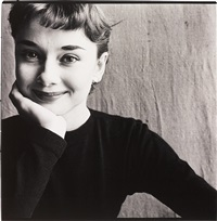 audrey hepburn, paris by irving penn