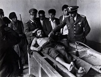 death of che by freddy alborta