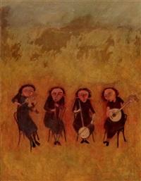 müzikçiler by alaattin aksoy