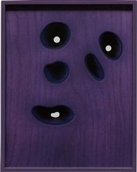 walnut (purple) by elad lassry