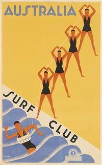 australia/surf club by gert sellheim