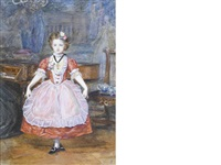 the minuet by sir john everett millais