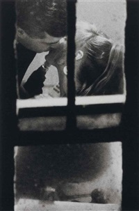 untitled (from the window series; 3 works) by merry alpern