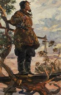 border guard by boris vladimirovich arakcheev