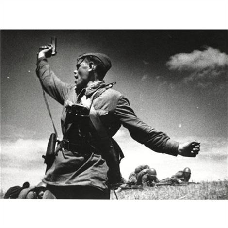 battalion commander by max vladimirovitch alpert