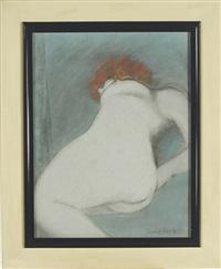 the dancer loisette alper (sketch) by herbert ross