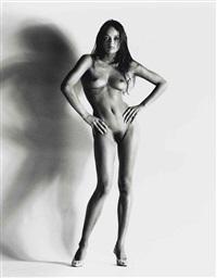 big nude xi, nice by helmut newton