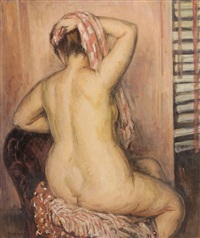 nude dressing by louis ritman
